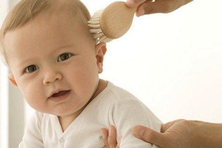 Родовые корочки на головке младенца родовые корочки на головке младенца