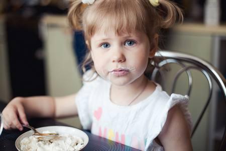 Выбираем и готовим вкусную кашу кашу любят малыши