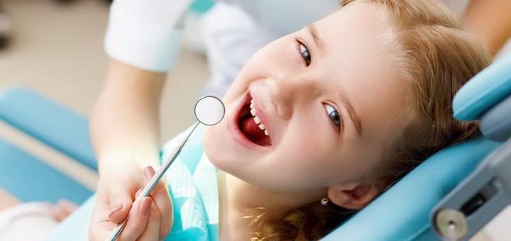 зубной врач для детей