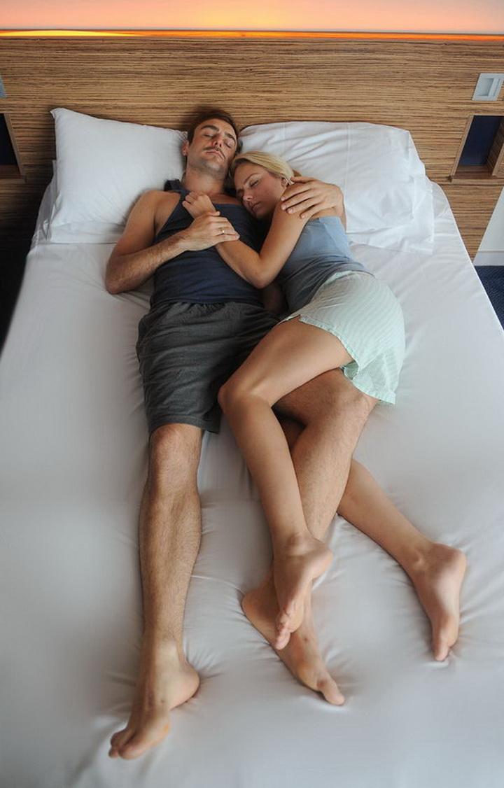 Секс в постели после сна 24 фотография