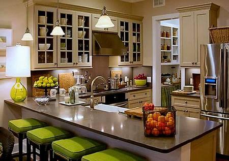 удобная и комфортная кухня удобная и комфортная кухня