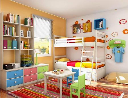 комната для ребенка комната для ребенка