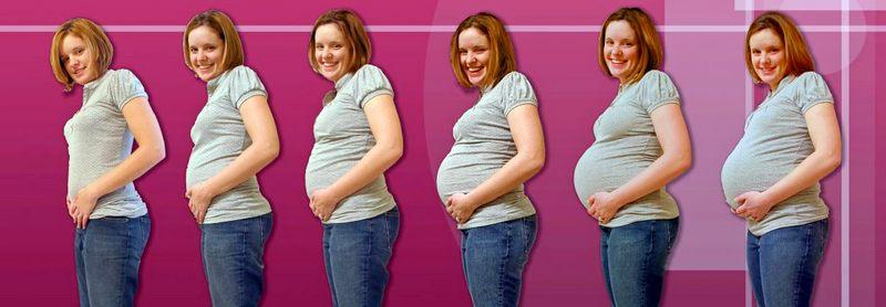 Календарь беременности: девятый месяц девятый месяц беременности