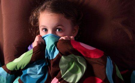 Родители могут столкнуться с тем, что ребенок часто пугается ребенок часто пугается