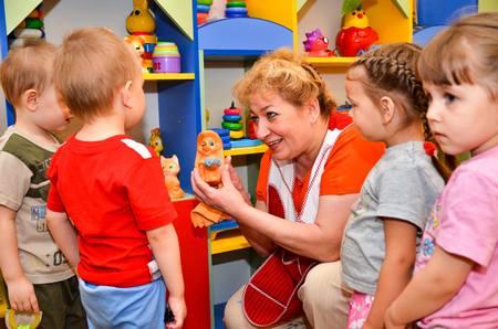 Родители знают, что адаптация ребёнка в детском саду - это проблема адаптация ребёнка в детском саду