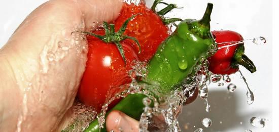 О чистой и грязной пище