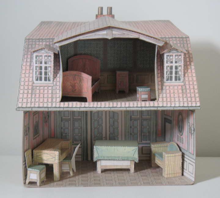 кукольный домик своими руками кукольный домик своими руками