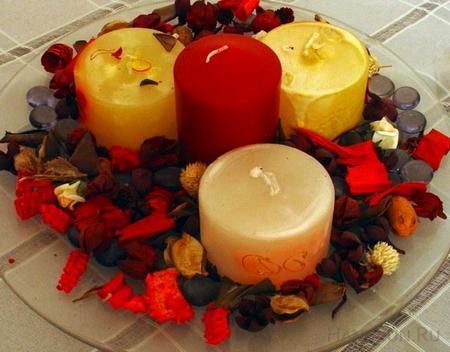Свечи своими руками свечи своими руками