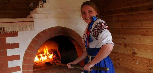Каши - традиционно русская еда