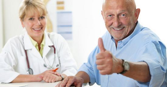 Семь необходимых медицинских обследований для мужчин