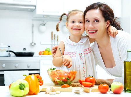 правильный рацион питания ребенка правильный рацион питания ребенка