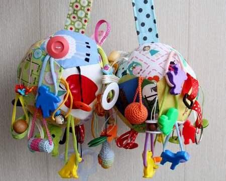 Удивительные текстильные развивающие игрушки в жизни ребёнка текстильные развивающие игрушки