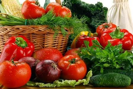 Наш овощной парад овощной парад