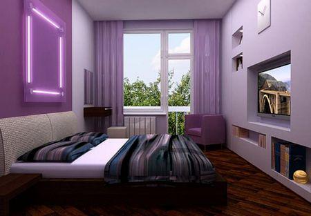 интерьер небольшой спальни интерьер небольшой спальни