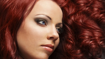 меняем цвет волос