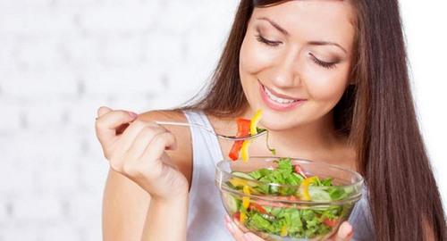 тонизирующие салаты