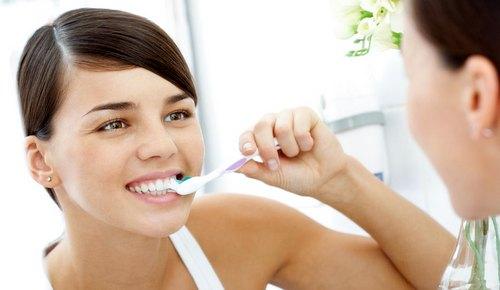 здоровые зубы во время беременности
