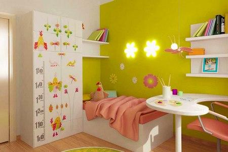 оформление детской комнаты оформление детской комнаты