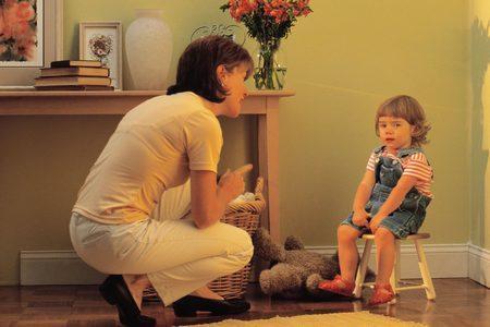 Вопрос - можно ли наказывать ребёнка? А вы говорить пробовали? можно ли наказывать ребёнка