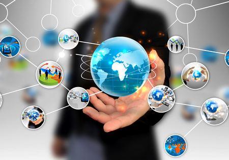 Всемирная сеть онлайн общения