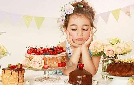«Потешки» для сладкоежки сладкоежка