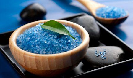 Одно из лучших косметических средств - морская соль морская соль