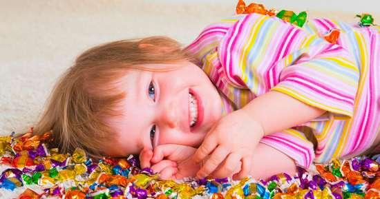 Сладкоежка - приговор для ребенка?