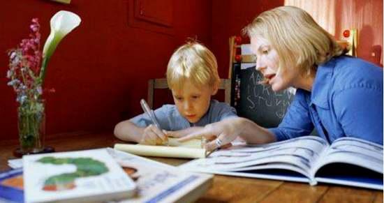 Делаем уроки - комфортное выполнение домашних заданий для ребенка
