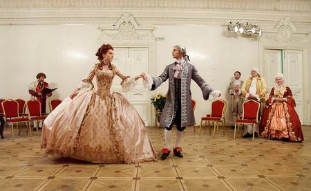 Свадьба в стиле XIX века Свадьба в стиле XIX века