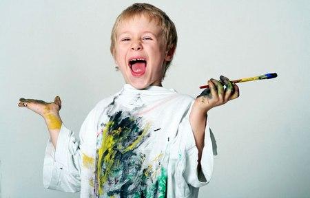 Ребенок - холерик темперамент и характер ребенка