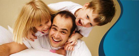 Новый папа для ребенка - полюбит ли он вашего малыша?