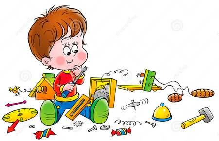 Разберемся, почему дети ломают игрушки почему дети ломают игрушки