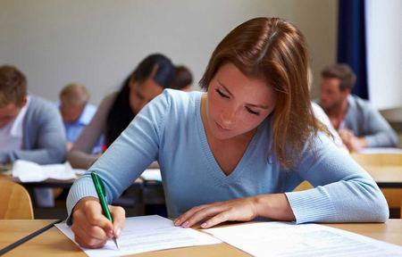 У страха глаза велики пора экзаменов