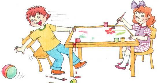 СДВГ или синдром дефицита внимания с гиперактивностью