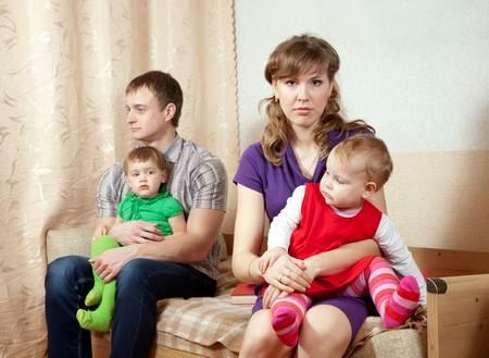 18 месяцев — 3 года что чувствует ребенок при разводе родителей