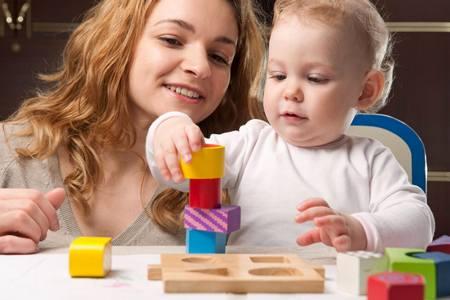 Период от рождения до 3 лет раннее развитие