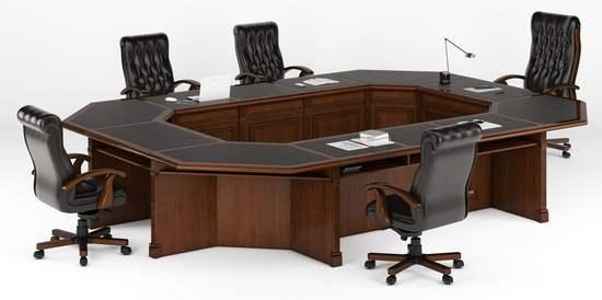 Как правильно расположить стол руководителя в кабинете