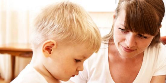 Детская ложь - почему дети врут