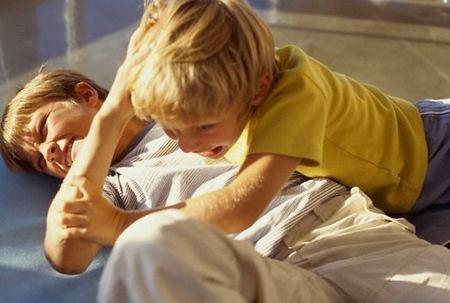 Забияка в детском саду агрессивный ребенок