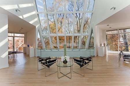 Неожиданное решение: у вашего дома прозрачная крыша! у вашего дома прозрачная крыша