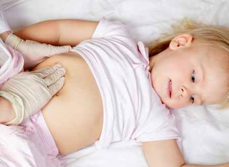 Если ребёнок заболел У малыша температура и рвота