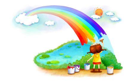 Влияние цветов радуги на человека влияние цветов радуги на человека