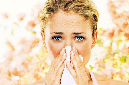 Бронхиальная астма влияние воздушных аллергенов на людей