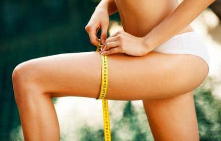 Правильная борьба с целлюлитом отложение жира у женщин