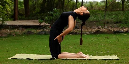 Гимнастика для остеохондроза