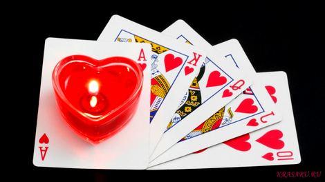 Онлайн гадание Таро на любовь и отношения