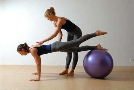Гимнастика для остеохондроза гимнастика для остеохондроза