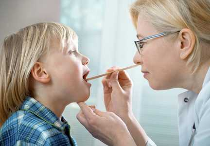Поговорим про аденоиды у детей аденоиды у детей