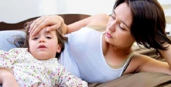 Температура у ребенка 37,2-37,5 без симптомов