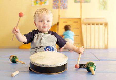 Музыкальное воспитание ребенка  волшебная сила музыки